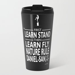 First Learn Stand Travel Mug
