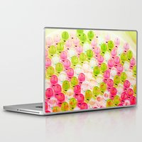 friendship Laptop & iPad Skins featuring Friendship by Irène Sneddon