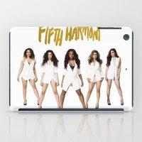fifth harmony iPad Cases featuring Fifth Harmony Boss by TSMM