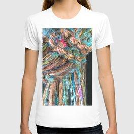Knitter 7: Fiber is Good for You T-shirt