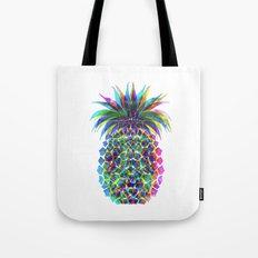 Pineapple CMYK Tote Bag