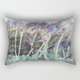 Lavender Blue 2 Rectangular Pillow