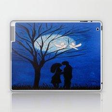 Moonlight kisses Laptop & iPad Skin