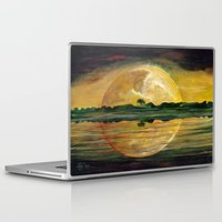 nirvana Laptop & iPad Skins featuring Nirvana by Lily Nava Gallery Fine Art and Design