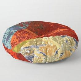 Oxidation Floor Pillow