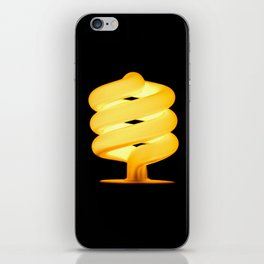 Nightlight iPhone Skin