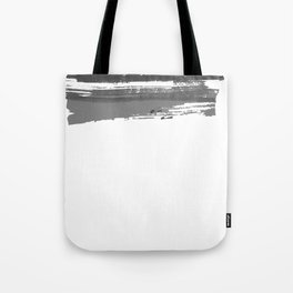 Snow landscape #winter Tote Bag