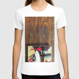 The Art of Reading T-shirt