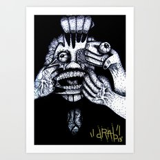 My Personal Demons Art Print