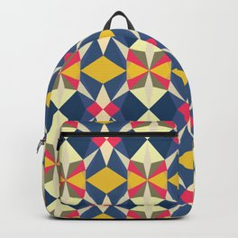 abstract geometric design for your creativity    Backpack