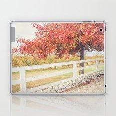 Autumn at the Orchard Laptop & iPad Skin