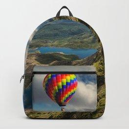 Snowdon Hot Air Balloon Backpack