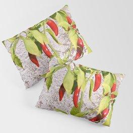 Thai Peppers Pillow Sham