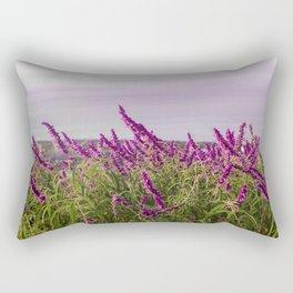 Lavender Wonderland Rectangular Pillow