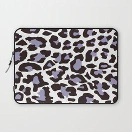 Snow Leopard Pattern_C Laptop Sleeve