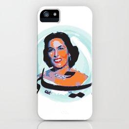 Laila Mourad iPhone Case