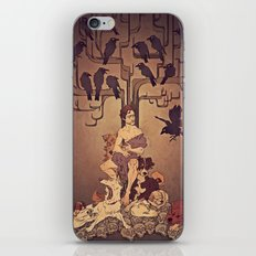 Meditations on Murder - nbc Hannibal iPhone & iPod Skin