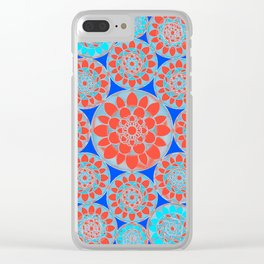 Flower Factory Clear iPhone Case