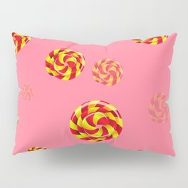 lollipop Pillow Sham