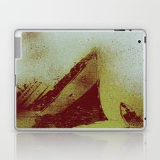All The Ships Had Holes Laptop & iPad Skin