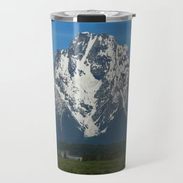 Beautiful Grand Teton NP Travel Mug
