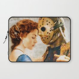 Jason Vorhees as Jack Dawson Laptop Sleeve