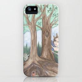 Faeries iPhone Case
