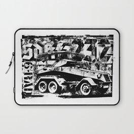 Sd.Kfz. 232 (6-Rad) Laptop Sleeve
