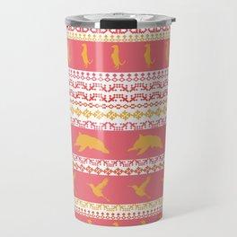 AZTEC Animal Parade Travel Mug