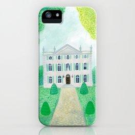 mansion iPhone Case