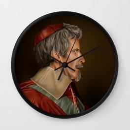 Richelieu Wall Clock