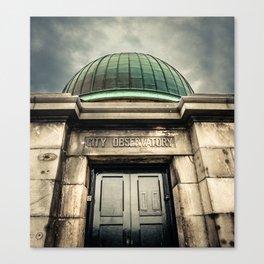 Edinburgh Observatory Canvas Print
