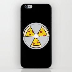 PIZZAHAZARD iPhone & iPod Skin