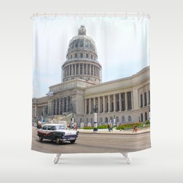 Capitol Shower Curtain