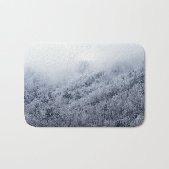 Winter Cometh Bath Mat