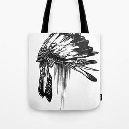Native Living Tote Bag