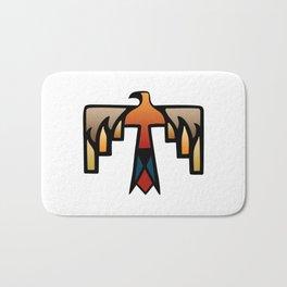 Thunderbird - Native American Indian Symbol Bath Mat