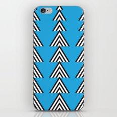 Zig Zag Mountain iPhone & iPod Skin