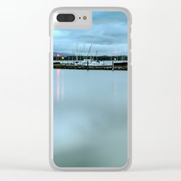 Anchored Clear iPhone Case