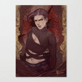Doppio Canvas Print