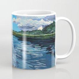 Majestic Lake Coffee Mug