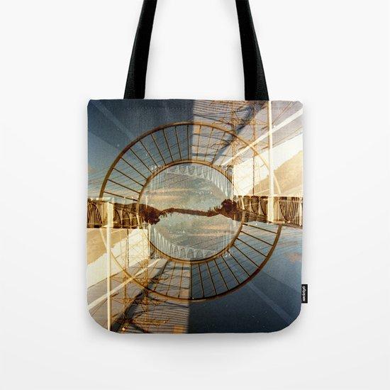 Landscapes c10 (35mm Double Exposure) Tote Bag