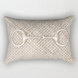 HORSE BITS II Rectangular Pillow