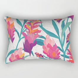 Ginger Pattern Rectangular Pillow
