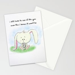I still look to see if it's you Stationery Cards