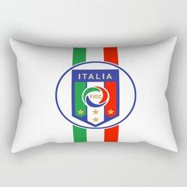 Italia Gli Azzurri Rectangular Pillow