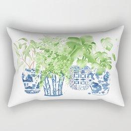 Ginger Jars no. 2 Rectangular Pillow