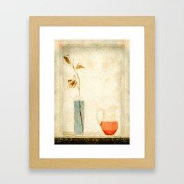 Milkweed And Kool Aid Framed Art Print