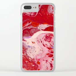 Developing Hurricane Clear iPhone Case