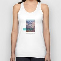 parks Tank Tops featuring National Parks: Grand Canyon by Roadtrippers